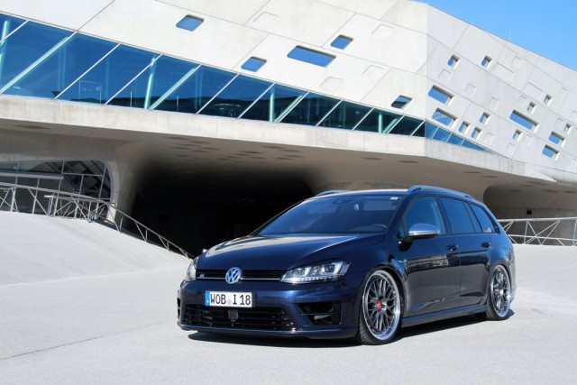 VW Golf R Power
